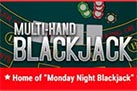 Play Multi Hand Blackjack Betonline