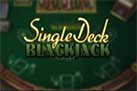 Play Single Deck Blackjack
