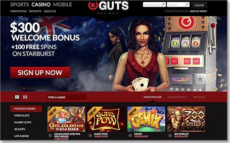 Online casino tilbyr australia