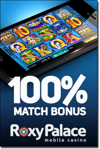 Roxy Palace Mobile Casino for Real Money