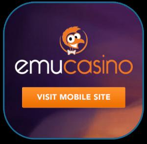 Emu Casino mobile casino app