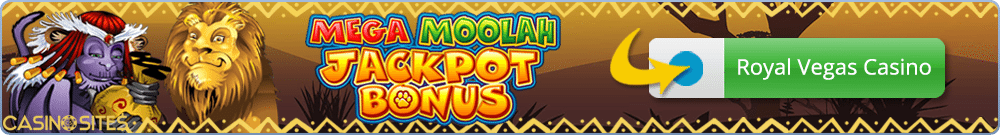 Mega Moolah online pokies progressive jackpot prizes