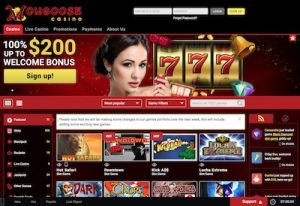 Mongoose instant-play casino