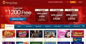 Royal Vegas Best Microgaming real money online casino