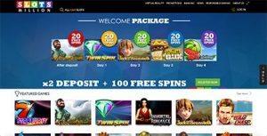 Slots Million real money casino for Australians