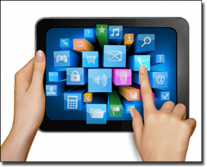 Web Apps on Tablets