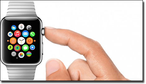 Apple iWatch - Wearable technology for future casino gaming