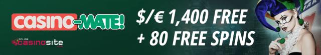 casino-mate online bonus