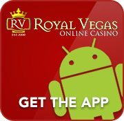 Official Royal Vegas Casino Android mobile app