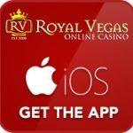 Royal Vegas mobile blackjack casino app for iOS