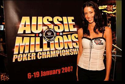 Shannon Elizabeth poker celebrity