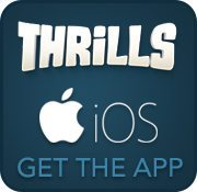 Thrills mobile casino for iPhone and iPad players