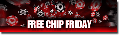 32 Red Free Chip Friday mobile promo