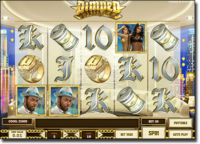 Pimped online video slots by Play'n Go