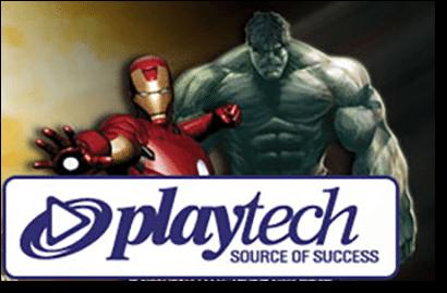 Playtech software provider