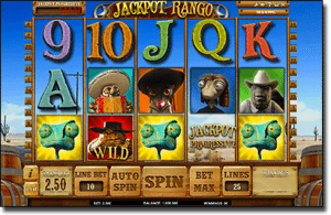 Rango real money online pokies