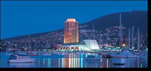 Wrest Point Casino, Tasmania