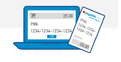 paysafecard voucher shop