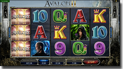 Play Avalon II online pokies for real money