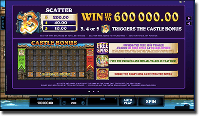 Chain HD online video slots
