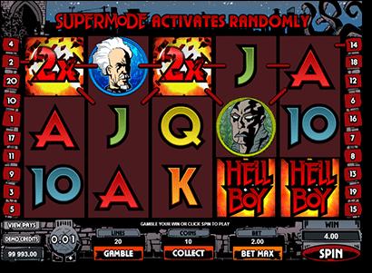 Hellboy online pokies