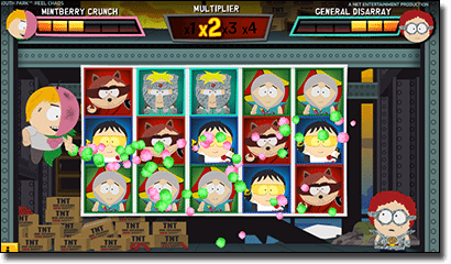 South Park Reel Chaos pokies for real money