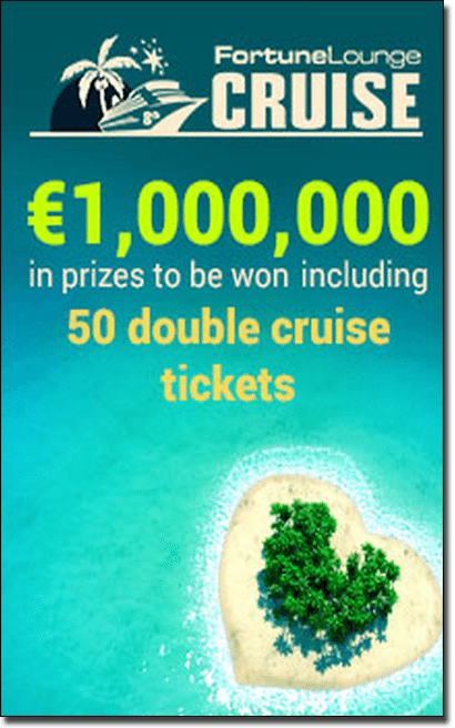 Fortune Lounge River cruise casino bonus