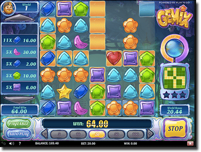 Gemix Online Slots for Real Money - Rizk Casino