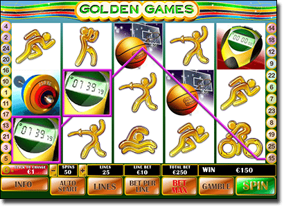 Golden Games online pokies