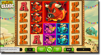 Spinata Grande real money slots