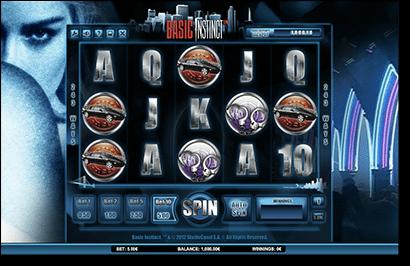 Basic Instinct online pokie game