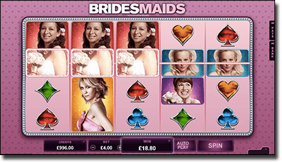 Bridesmaid online pokies