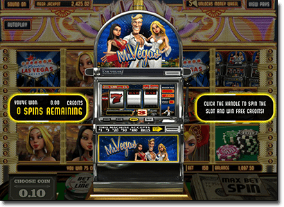 Mr Vegas slots jackpot feature