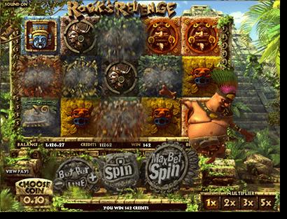 Rook's Revenge 3D online slots BetSoft