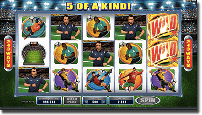 Football Star online pokies Microgaming