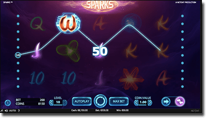 Sparks pokies real money AUD slots
