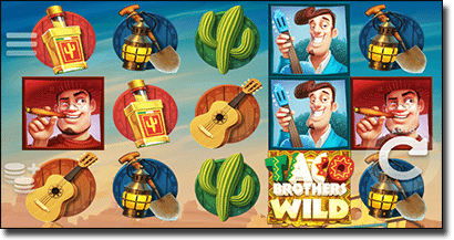 Taco Brothers online real money pokies