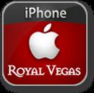 iPhone Royal Vegas mobile casino