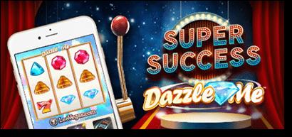 Leo Vegas Dazzle Me pokies promotion