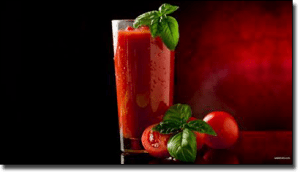 Bloody Mary cocktail - casino drink