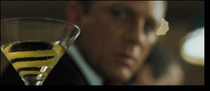 Martini casino cocktail drink
