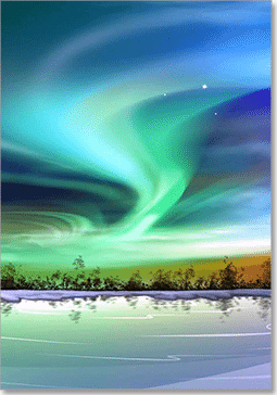 Northern Lights online casino trip free at Slots Million