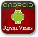 Royal Vegas Casino - Download the app on Android