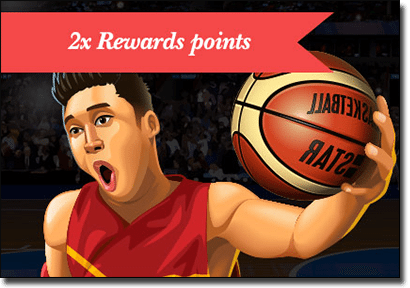 Basketball Star online slots