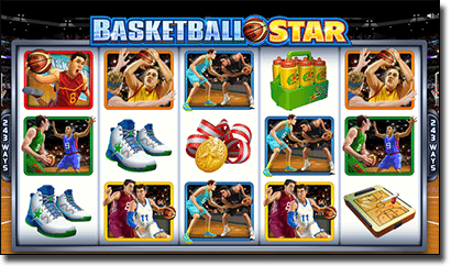 Basketball Star online pokies for real money