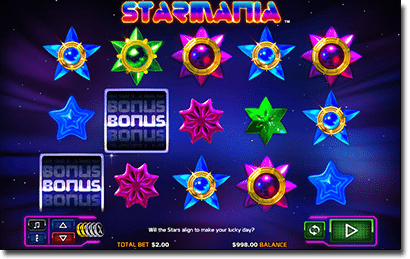 Play Starmania pokies by NextGen