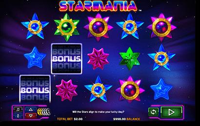 Starmania slot - reach the stars at Casumo