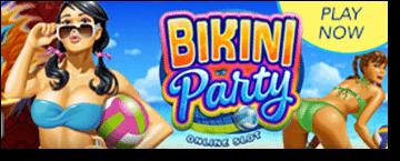 Play Bikini Party online pokies now