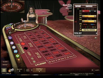 Live Dealer Roulette Online Table Games for Real Money