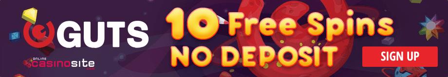 guts online casino free spins